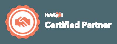 Partenaire certifié Hubspot